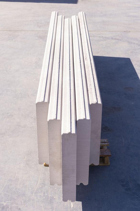 Tấm Panel ALC giúp giảm chi phí vật liệu trong kết cấu công trình - Ảnh 2.