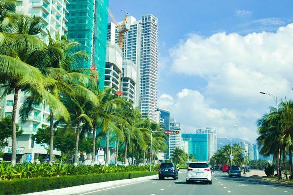Mảnh ghép mới của bức tranh hạ tầng ven biển Đà Nẵng - Ảnh 1.