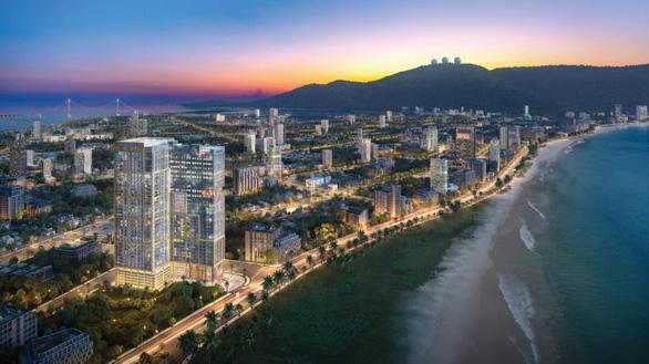 Mảnh ghép mới của bức tranh hạ tầng ven biển Đà Nẵng - Ảnh 2.