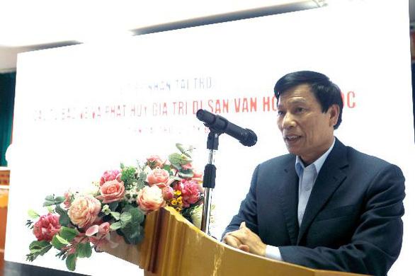 Bộ trưởng Nguyễn Ngọc Thiện nói rất mừng vì được chất vấn nhiều tại Quốc hội - Ảnh 1.