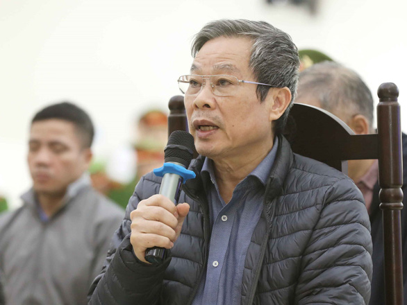 Ông Nguyễn Bắc Son: Không đưa 3 triệu USD cho con gái, không nhớ tiêu hết vào việc gì - Ảnh 2.