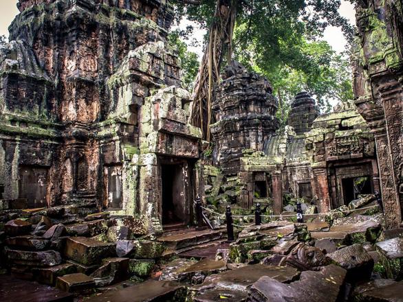 Đến Campuchia thăm thành phố cổ nghìn năm Mahendraparvata - Ảnh 2.