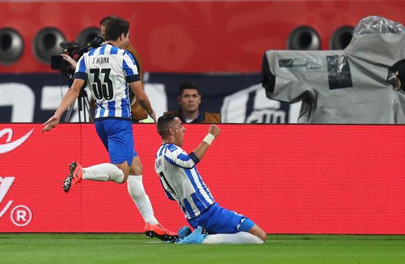 Firmino đưa Liverpool vào chung kết FIFA Club World Cup - Ảnh 3.