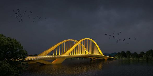 Lấy ý kiến 3 phương án thiết kế cầu vượt sông Hương lần 3 - Ảnh 3.