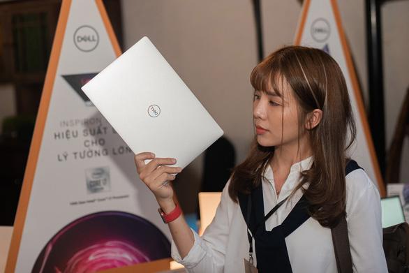 Dell ra mắt laptop mới, cam kết hành động vì hành tinh xanh - Ảnh 1.