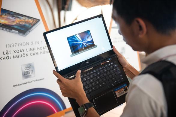 Dell ra mắt laptop mới, cam kết hành động vì hành tinh xanh - Ảnh 2.