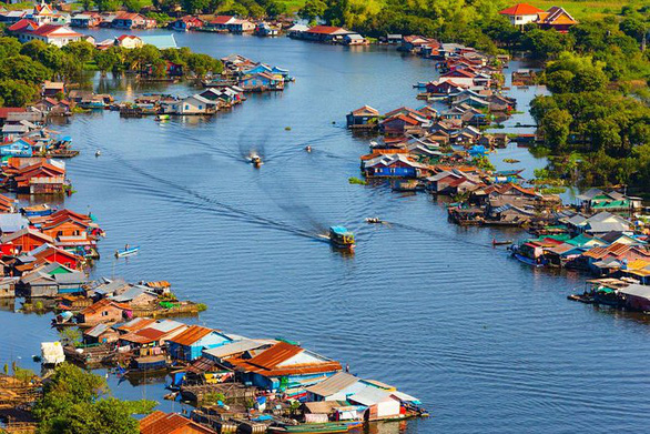 Đến Campuchia thăm thành phố cổ nghìn năm Mahendraparvata - Ảnh 9.