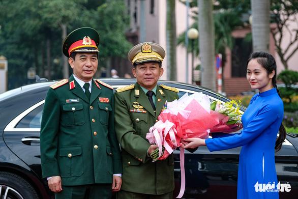 Bộ trưởng Ngô Xuân Lịch: Mong Myanmar ủng hộ khi Việt Nam là chủ tịch ASEAN - Ảnh 2.