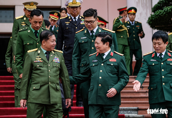 Bộ trưởng Ngô Xuân Lịch: Mong Myanmar ủng hộ khi Việt Nam là chủ tịch ASEAN - Ảnh 4.