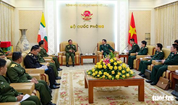 Bộ trưởng Ngô Xuân Lịch: Mong Myanmar ủng hộ khi Việt Nam là chủ tịch ASEAN - Ảnh 3.