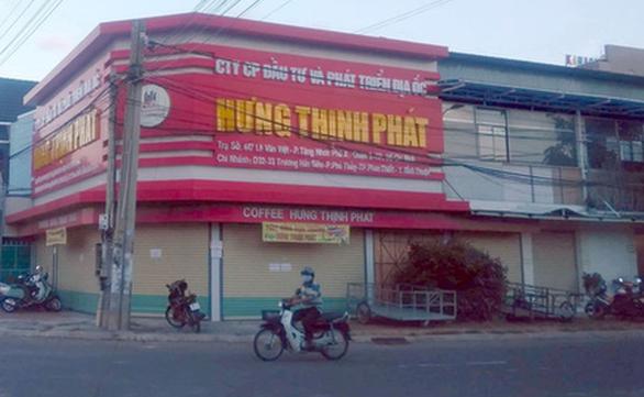 Khởi tố, bắt tạm giam giám đốc Công ty địa ốc Hưng Thịnh Phát - Ảnh 1.