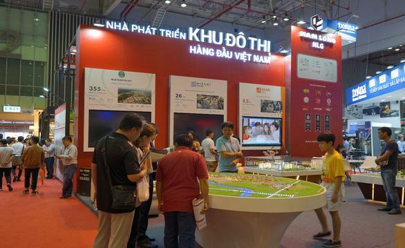 Khai mạc triển lãm Vietbuild Home 2019 tại TP.HCM - Ảnh 1.