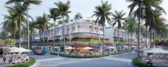 Ra mắt shophouse biển The Sound 2 mặt tiền tại Phan Thiết - Ảnh 1.
