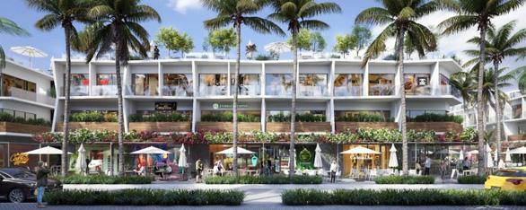 Ra mắt shophouse biển The Sound 2 mặt tiền tại Phan Thiết - Ảnh 2.
