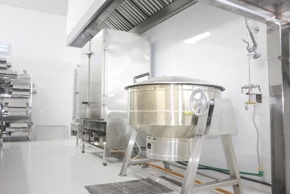Nhật Bản viện trợ xây dựng mô hình bếp ăn mẫu bán trú - Ảnh 2.