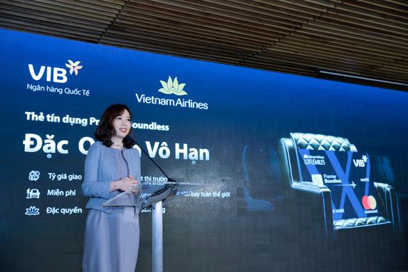 VIB và Vietnam Airlines hợp tác ra mắt dòng thẻ bay đặc quyền Premier Boundless - Ảnh 3.