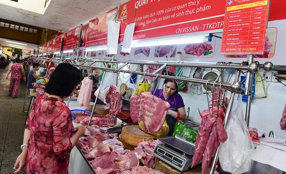 Giá thịt heo tăng cao:  Yêu cầu Bộ NN&PTNT kiểm điểm - Ảnh 1.