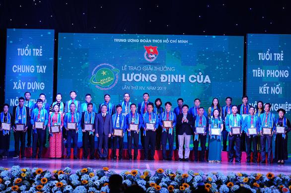 34 nhà nông trẻ nhận giải thưởng Lương Định Của năm 2019 - Ảnh 3.