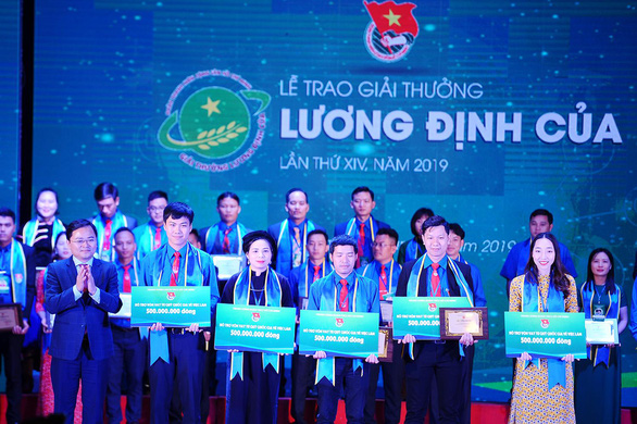 34 nhà nông trẻ nhận giải thưởng Lương Định Của năm 2019 - Ảnh 4.