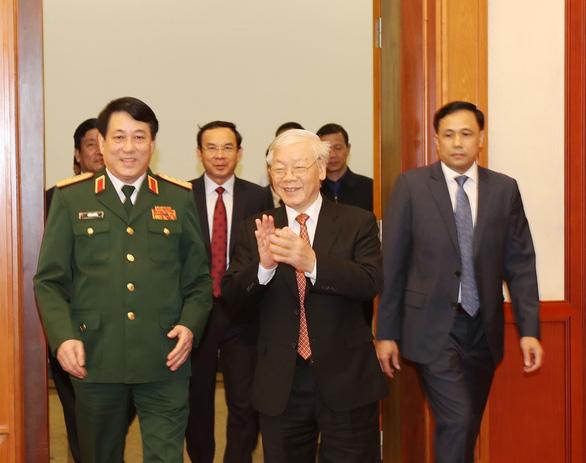 75 năm Quân đội nhân dân Việt Nam vững bước dưới lá cờ vinh quang của Đảng - Ảnh 1.