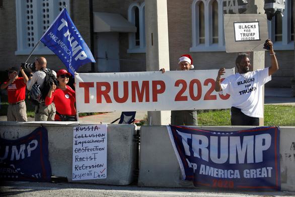 Bầu cử 2020: ông Donald Trump chưa gặp thách thức lớn - Ảnh 1.