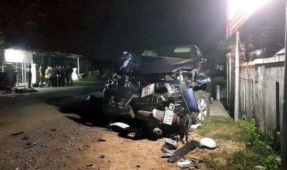 Vụ xe bán tải gây tai nạn thảm khốc ở Phú Yên: Tan nát những gia đình... - Ảnh 2.