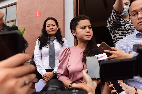 Vụ ly hôn Trung Nguyên: Bên bảo vệ - bên phản đối bản án sơ thẩm - Ảnh 2.
