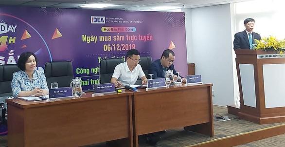 Lập gian hàng sản phẩm Việt trên nền tảng thuơng mại Trung Quốc - Ảnh 1.
