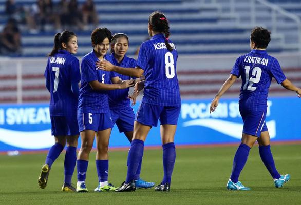 Nhất bảng B, tuyển nữ Việt Nam gặp Philippines ở bán kết - Ảnh 1.