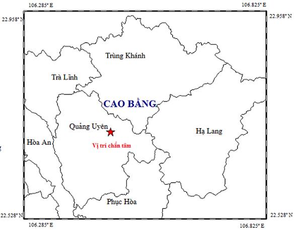 Vì sao động đất liên tục xảy ra ở Cao Bằng? - Ảnh 1.
