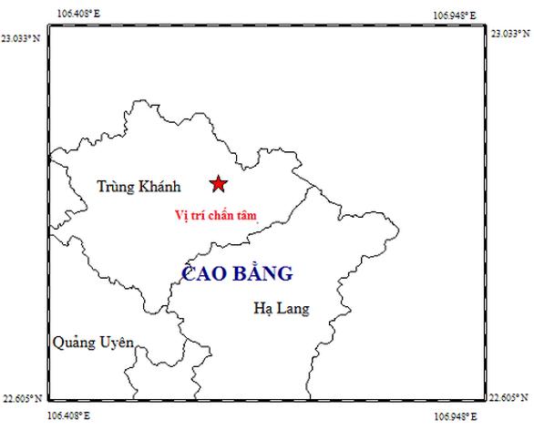 Vì sao động đất liên tục xảy ra ở Cao Bằng? - Ảnh 2.