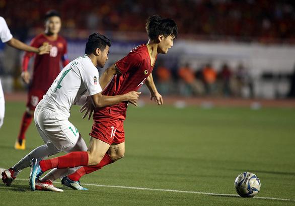 U22 Việt Nam cần thắng đậm cho chắc trong trận gặp U22 Singapore tối nay - Ảnh 1.