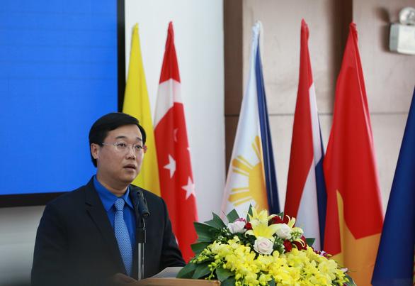 Chính thức khai mạc Hội nghị các nhà khoa học trẻ ASEAN tại Hà Nội - Ảnh 2.
