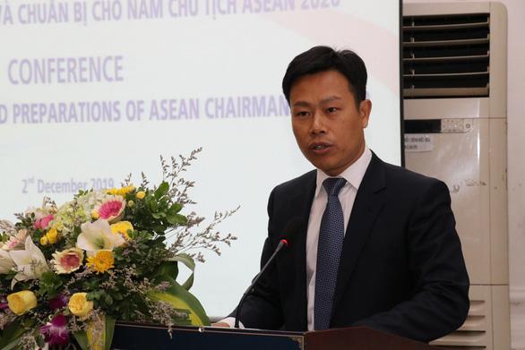 Đẩy nhanh tiến độ chuẩn bị cho năm chủ tịch ASEAN 2020 - Ảnh 1.