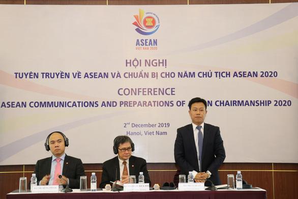 Đẩy nhanh tiến độ chuẩn bị cho năm chủ tịch ASEAN 2020 - Ảnh 2.