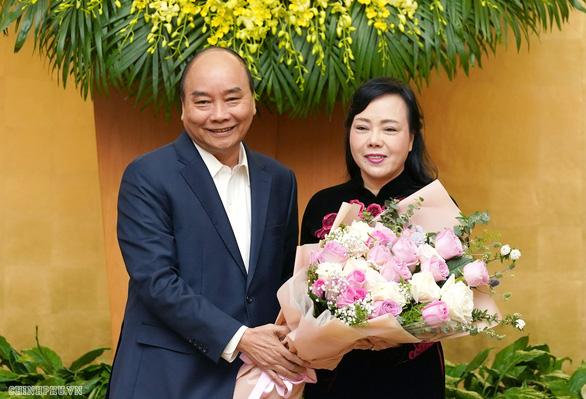 Chính phủ chia tay nguyên bộ trưởng Nguyễn Thị Kim Tiến - Ảnh 1.