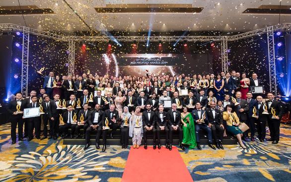 Eco Green Saigon được vinh danh tại PropertyGuru Asia Property Awards 2019 - Ảnh 1.