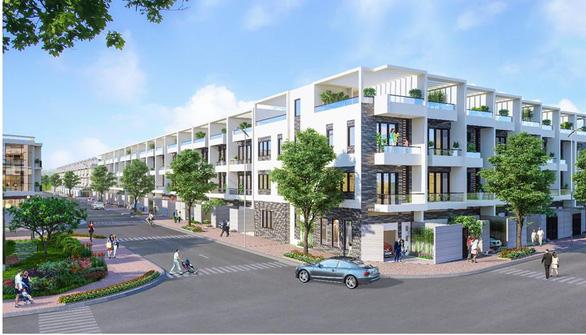 Đông Tăng Long - An Lộc: Nhà phố xanh đầy đủ tiện ích - Ảnh 3.