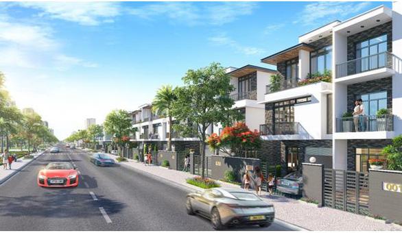 Đông Tăng Long - An Lộc: Nhà phố xanh đầy đủ tiện ích - Ảnh 4.