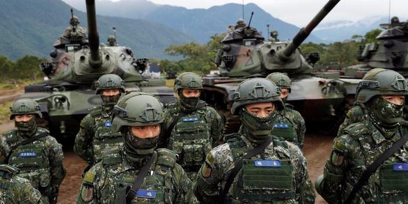 Đài Loan mời chuyên gia quân sự Mỹ xây dựng lực lượng vũ trang - Ảnh 1.