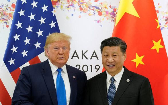 Đàm phán thương mại Mỹ - Trung ngưng trệ 'vì luật Hong Kong' - Ảnh 1.