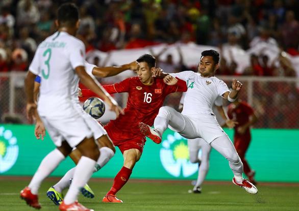 Báo Indonesia muốn U22 Việt Nam thắng Thái Lan để chắc cửa đi tiếp - Ảnh 1.