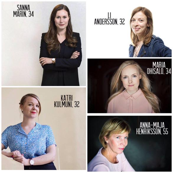 Vì sao phụ nữ trẻ thống lĩnh chính trường Phần Lan? - Ảnh 1.