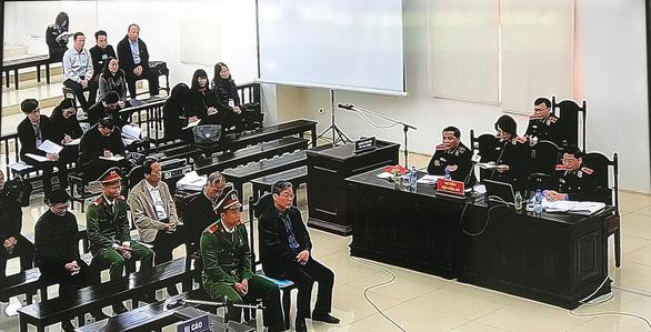 Cựu bộ trưởng Nguyễn Bắc Son bị đề nghị án tử hình - Ảnh 2.