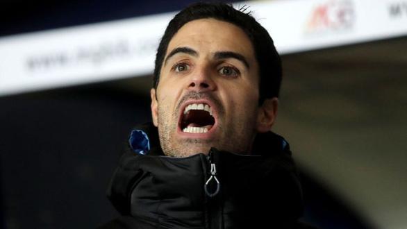 Mikel Arteta chính thức trở thành HLV của CLB Arsenal - Ảnh 1.