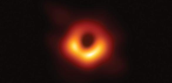 Ảnh chụp hố đen M87 được bình chọn là đột phá khoa học năm 2019 - Ảnh 2.