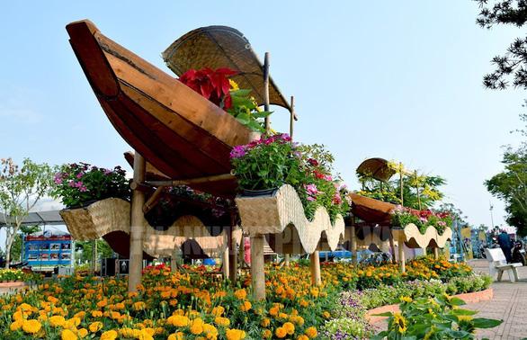 Phát triển đường hoa mai vàng Bình Chánh thành đặc sản du xuân - Ảnh 1.