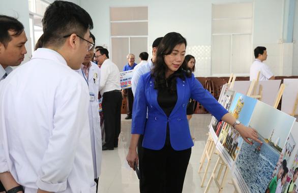 TP.HCM vận động 30 tỉ đồng xây bệnh xá tại đảo Nam Yết của Trường Sa - Ảnh 2.