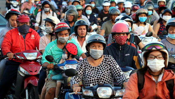 Cấp bách kiểm soát chất lượng môi trường không khí tại các đô thị lớn - Ảnh 1.
