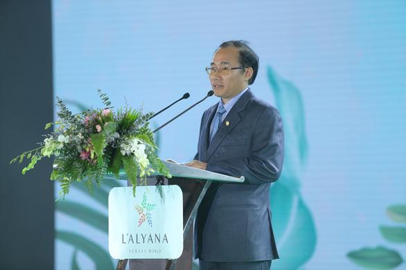 Phú Long giới thiệu dự án L'Alyana Senses World Phú Quốc - Ảnh 1.